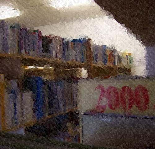 Meeresbucht Schulbibliothek