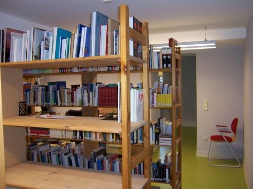 Bibliotheksbutze