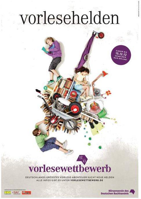 Vorlesewettwerb 2012