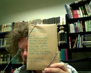 """""""blind date"""" mit einem Buch, lassen Sie sich überraschen !"""