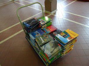 Die Bücher einer Klasse
