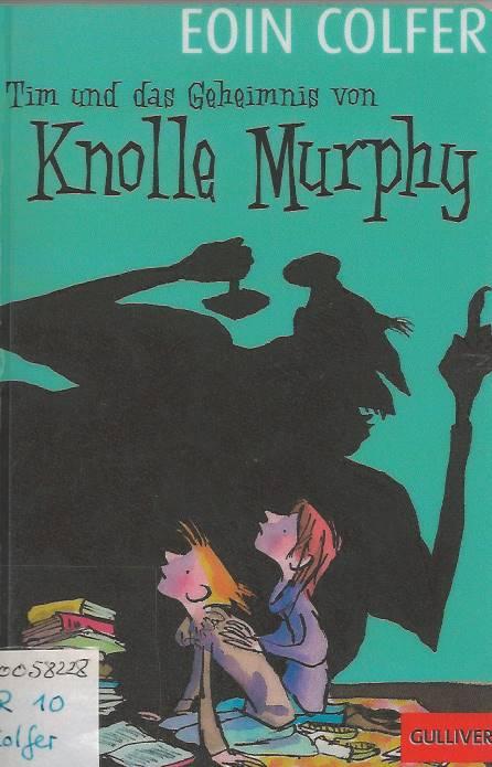 Die Bibliothekarin Knolle Murphy